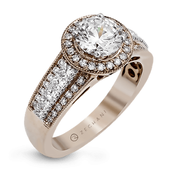 ZR1134 ENGAGEMENT RING