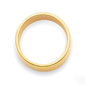 14KY 2mm LTW Flat Band Size 10