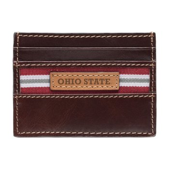 Ohio State Buckeyes Tailgate ID Card Case