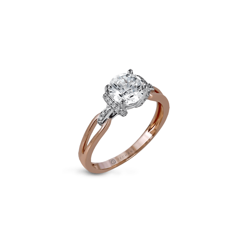 Zeghani ZR1217 ENGAGEMENT RING