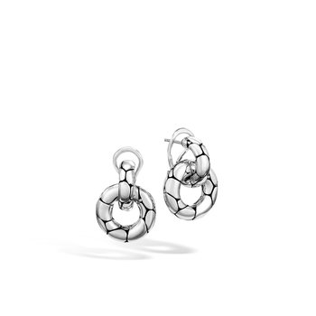 Kali Small Door Knocker Earrings