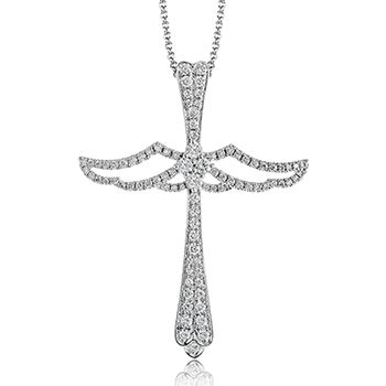 LP4398 CROSS PENDANT