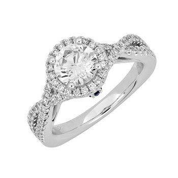 Bridal Ring-RE13291W10R
