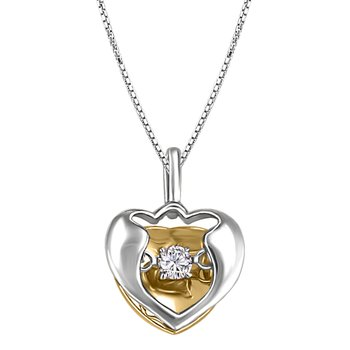 Forever Ice™ Made by Canadians Pendant