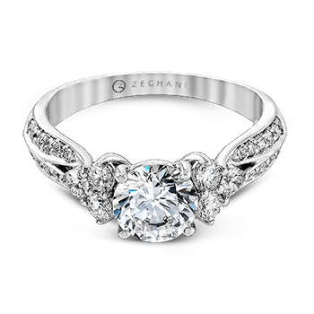 ZR342 ENGAGEMENT RING