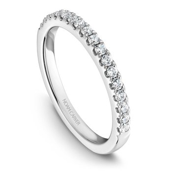 Noam Carver Wedding Band B082-01B