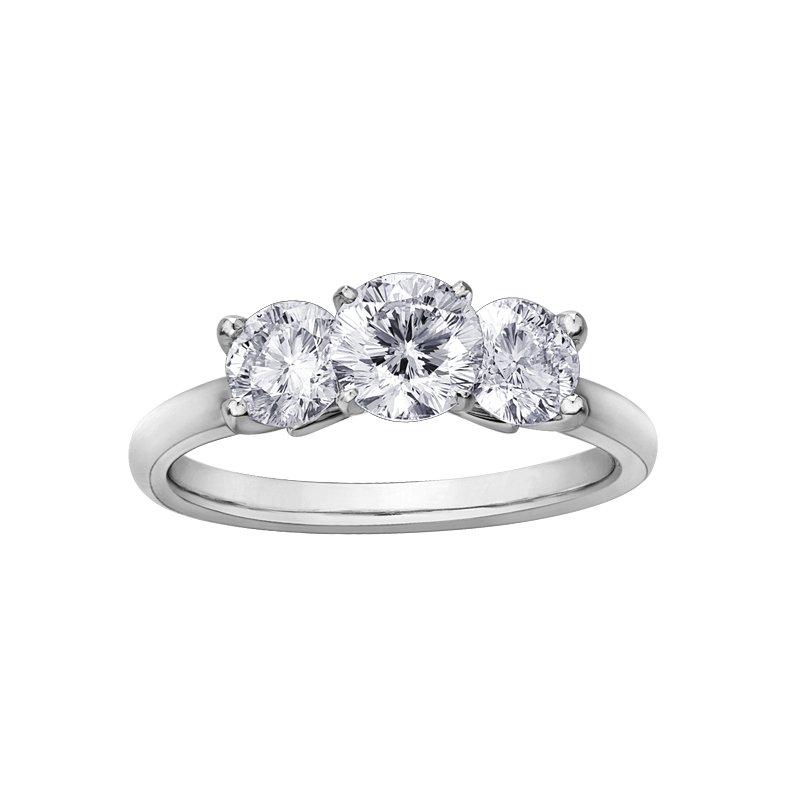 Maple Leaf Diamonds Maple Leaf Diamonds™ Ladies Engagement Ring