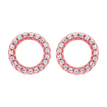 Earrings Rd V 0.2014