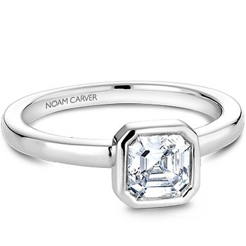 Noam Carver Fancy Engagement Ring B095-01A