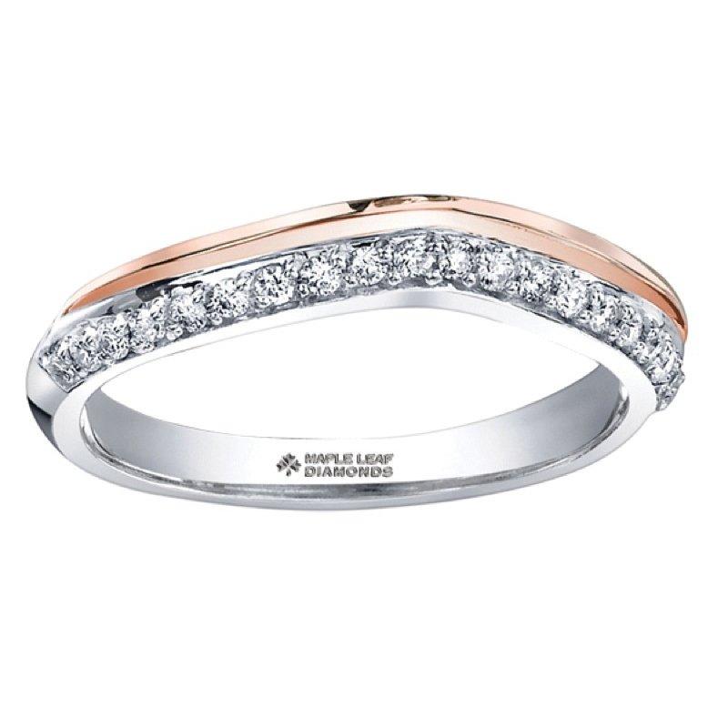 Diamonds Of Detroit Maple Leaf Diamonds Ml123wd