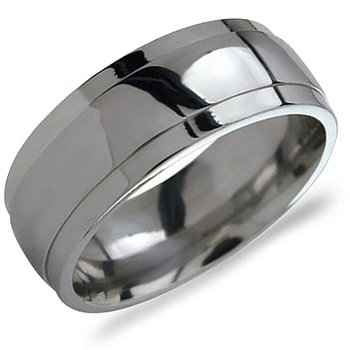Torque Men's Fashion Ring TI-0045