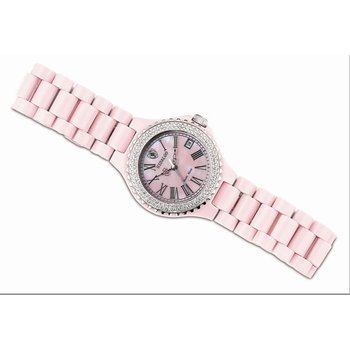 Pink-Ceramic-Watch