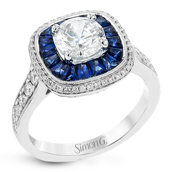 LR1126 ENGAGEMENT RING