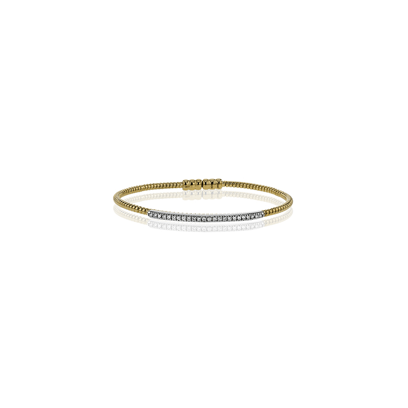 Simon G LB2151-Y BANGLE