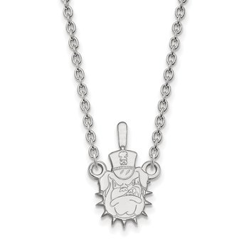Sterling Silver The Citadel NCAA Necklace