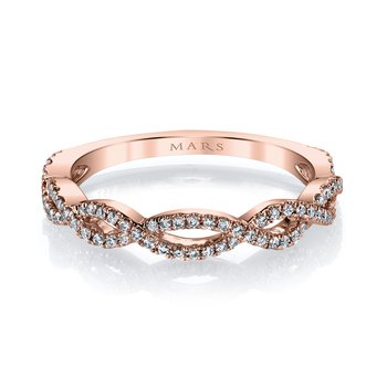 MARS Jewelry - Wedding Band 27221B