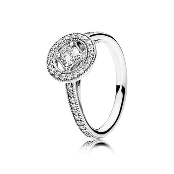 Vintage Allure, Clear Cz