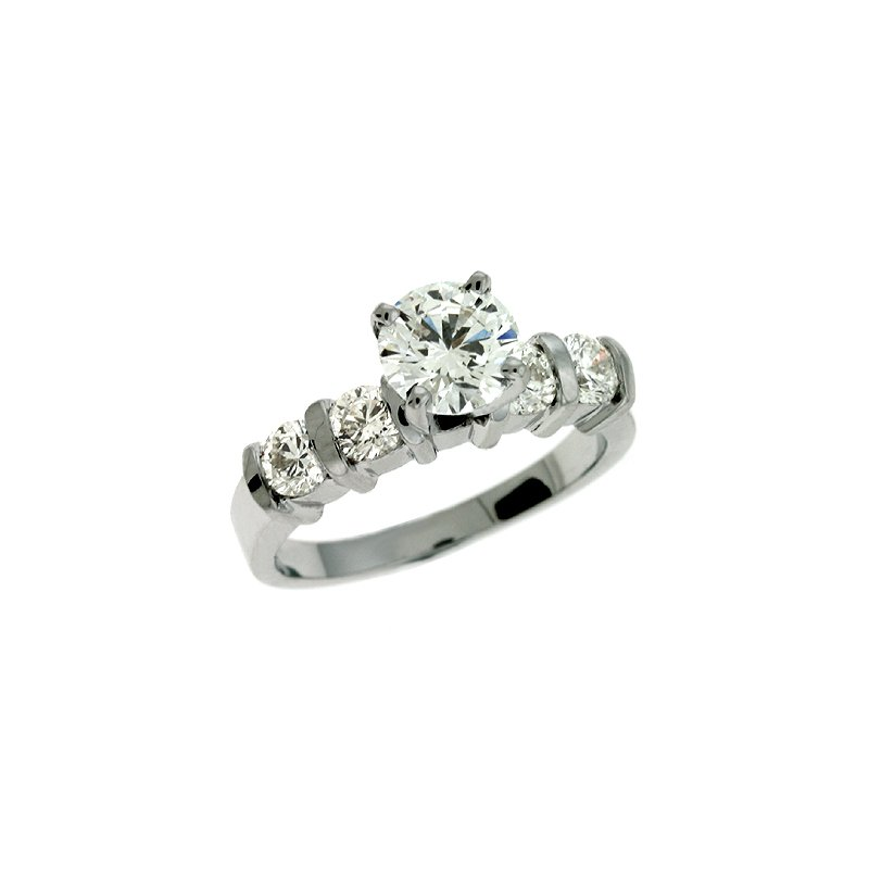 S. Kashi & Sons Bridal Engagement Ring Bar Set
