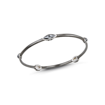 Cocktail Stax Black Russian Bangle