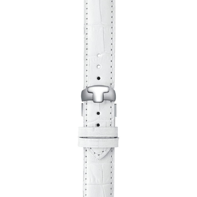 Tissot Lady Heart Women's Mother-Of-Pearl Automatic Classic Dress Watch
