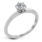 Simon G MR2947 ENGAGEMENT RING