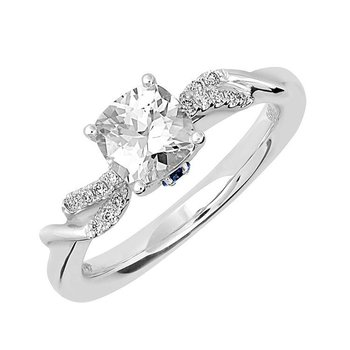Bridal Ring-RE12682W10AC