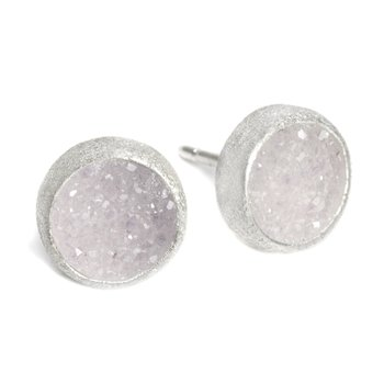Nimbus Silver Earrings