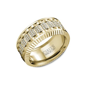 Carlex Generation 3 Mens Ring CX3-0047YYY