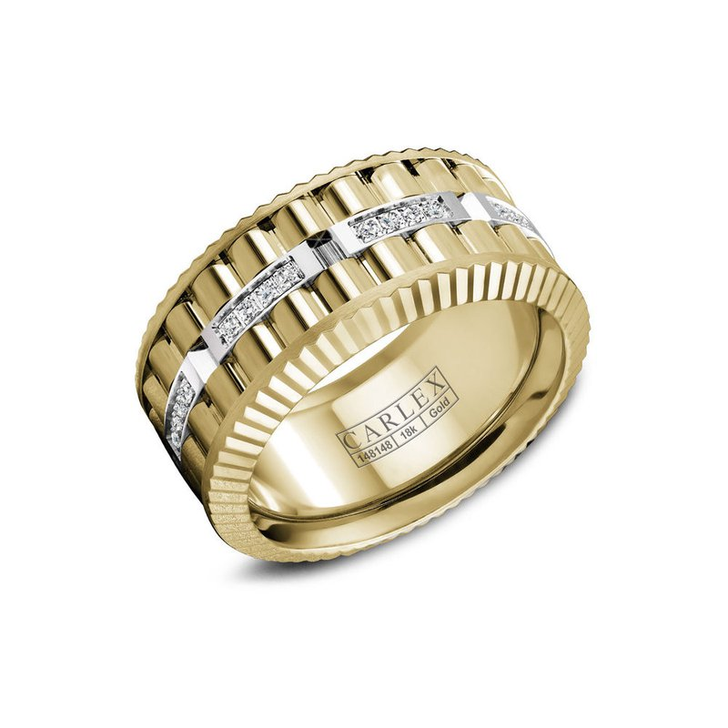 Carlex Carlex Generation 3 Mens Ring CX3-0030WYY