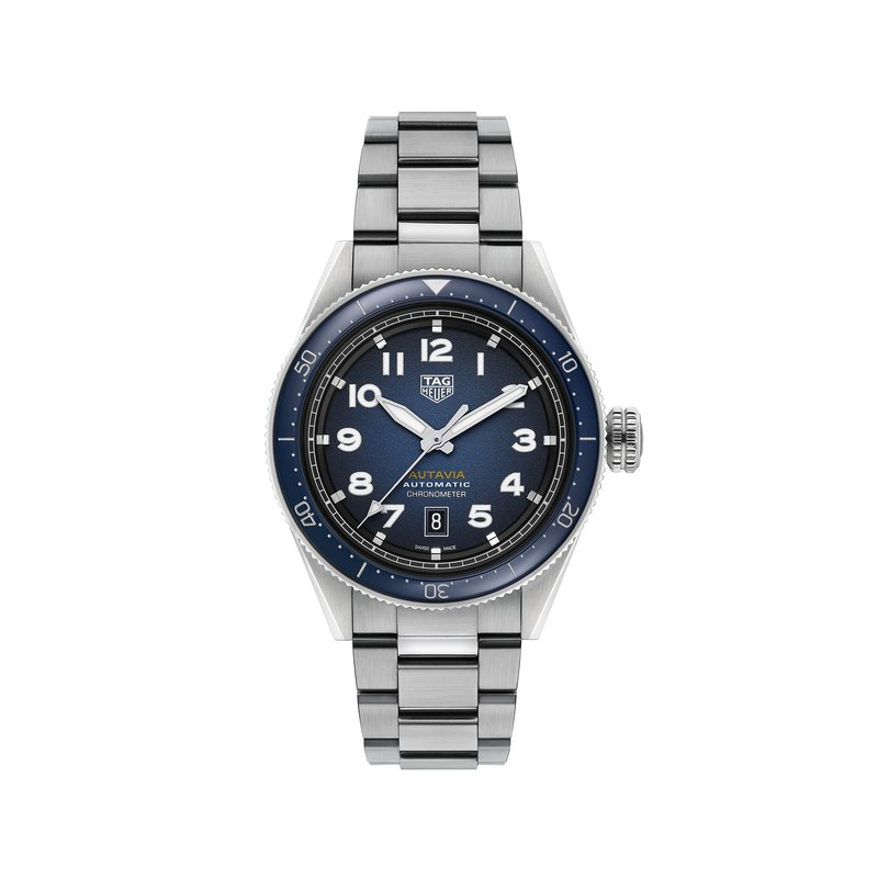 Tag Heuer - USD 42mm Automatic COSC Watch