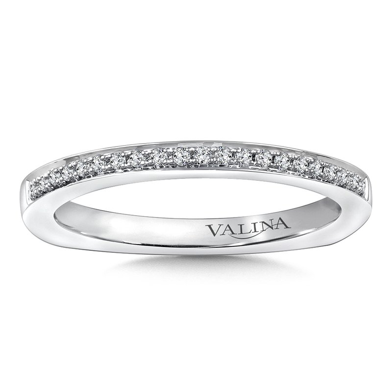 Valina Wedding Band (.10 ct. tw.)