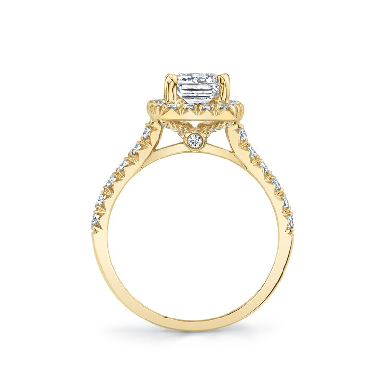 MARS Jewelry MARS 27082 Engagement Ring, 0.64 Ctw.