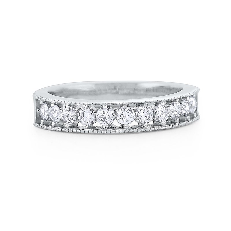 KC Designs Diamond Eternity Band Set in 14 Kt. Gold