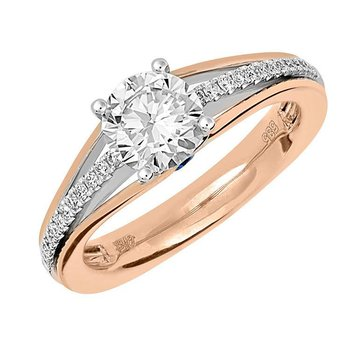 Bridal Ring-RE12662RW10R