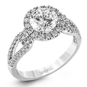 LP2027 ENGAGEMENT RING