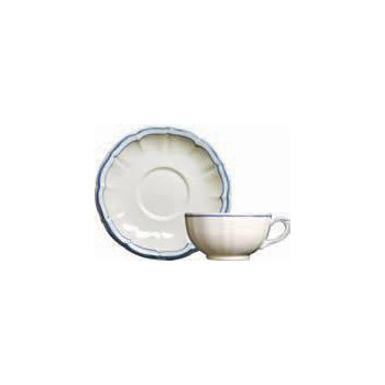 Breakfast Cups and Saucers, Set of 2