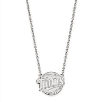 Gold Minnesota Twins MLB Necklace
