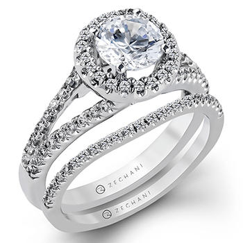 ZR152 ENGAGEMENT RING