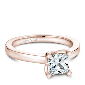 Noam Carver Fancy Engagement Ring B038-02RA