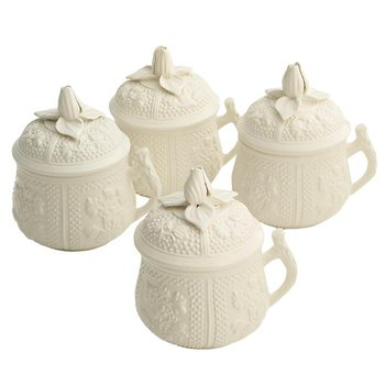 Pot De Crème Set Of 4