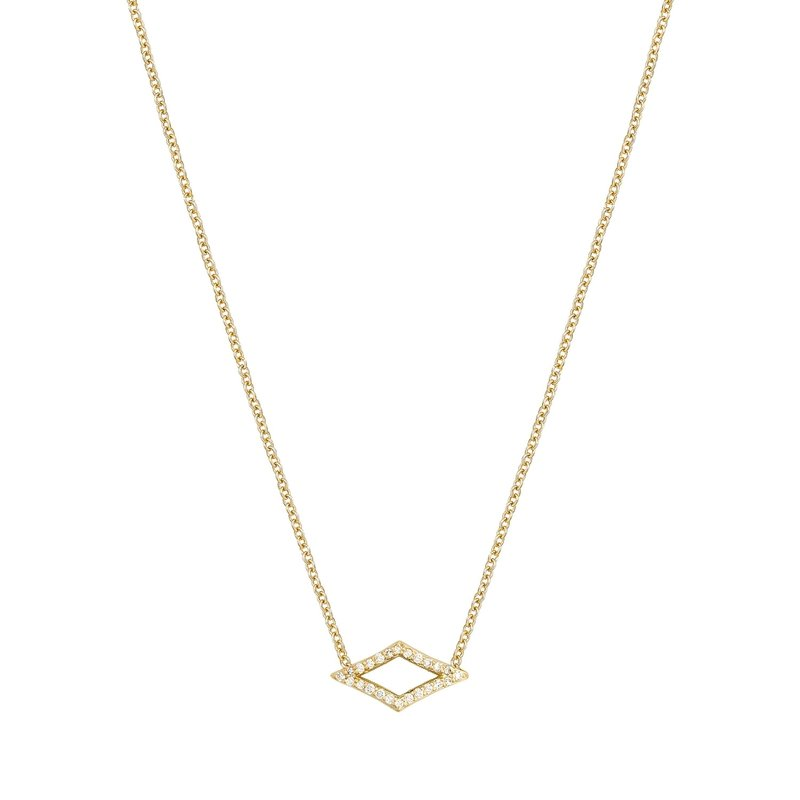 Tacori Fashion Pavé Chevron Pendant