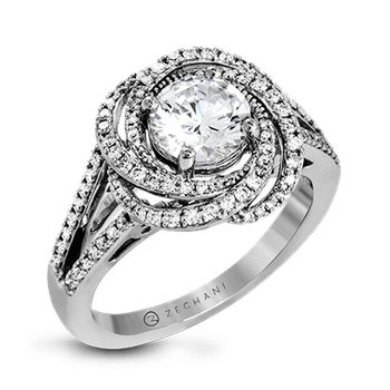 ZR1324 ENGAGEMENT RING