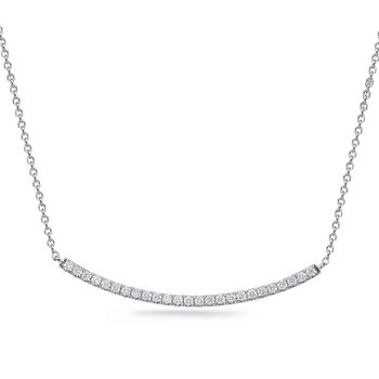 White Gold Didmond Necklace