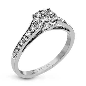 ZR827 ENGAGEMENT RING