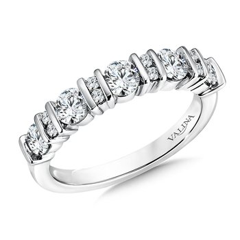 Diamond Anniversary Band 0.89 ct. tw.