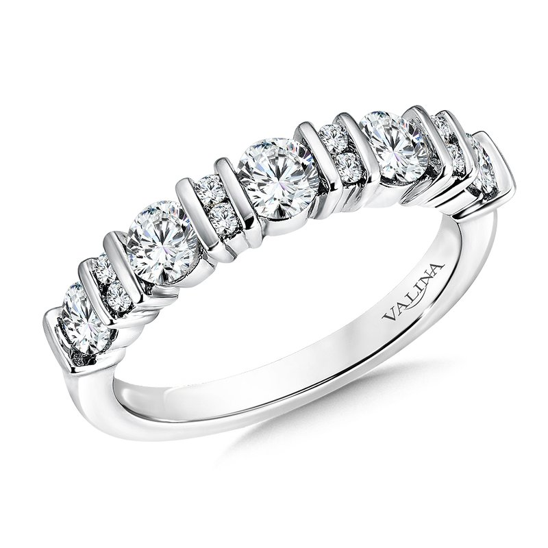 Valina Diamond Anniversary Band 0.89 ct. tw.