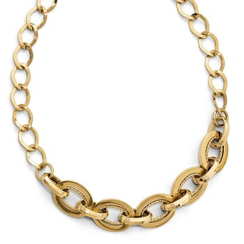 Leslie's 14k Poished Gold Necklace