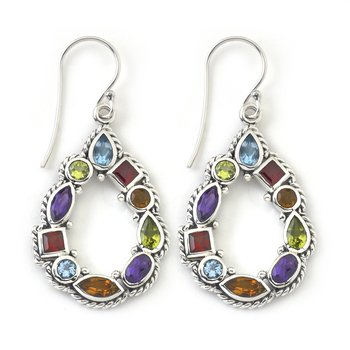 Riviera Teardrop Earrings