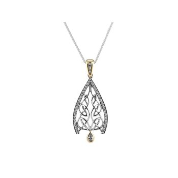 Dew Drop Gateway Pendant Small