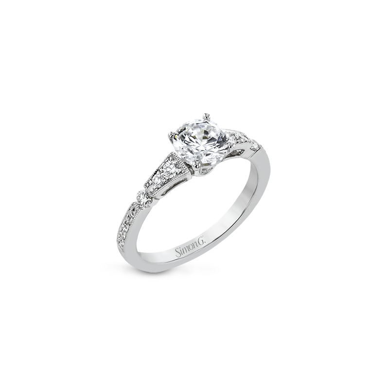 Simon G TR800 ENGAGEMENT RING